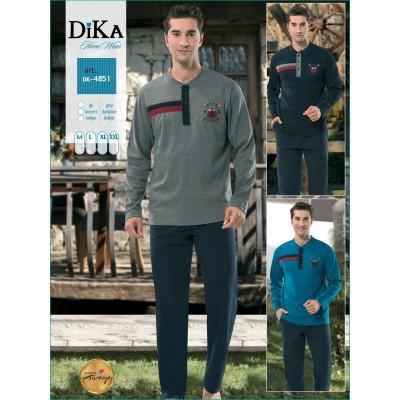 Пижама мужская «4851» Dika