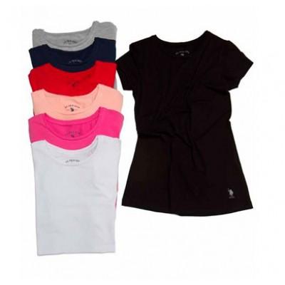 Пижама женская (длин.рукав) «15515» антрацит | U.S. Polo Assn