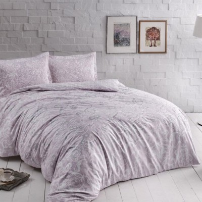 Комплект постельного белья сатин «Castillo Lilac» TAC