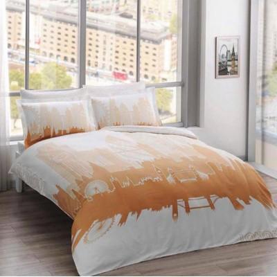 Комплект постельного белья сатин «London» TAC