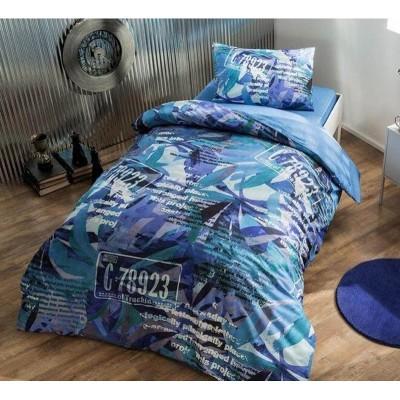Детский комплект постельного белья ранфорс «Graffiti Paint» TAC