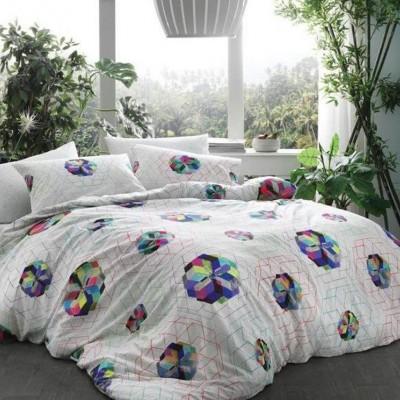 Комплект постельного белья бамбук «Rainbow» TAC