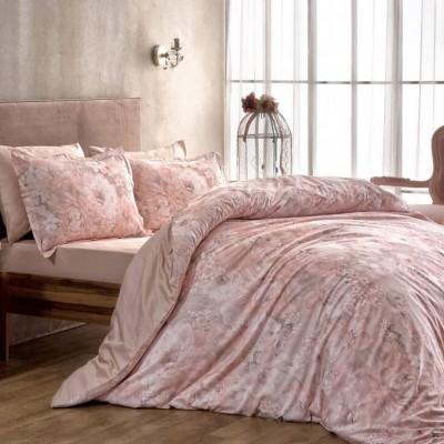 Комплект постельного белья сатин «Blanche» TAC