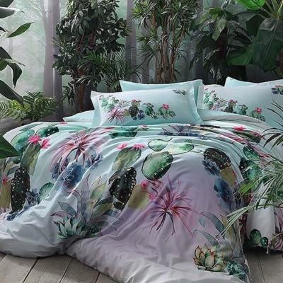 Комплект постельного белья сатин «Cactus» TAC
