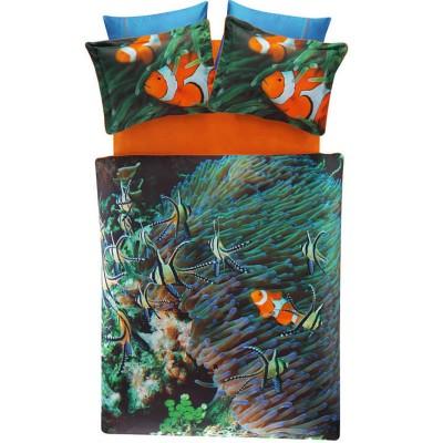 Комплект постельного белья сатин «Nemo» TAC