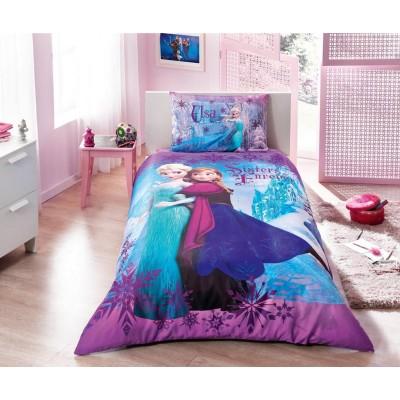 Детский комплект постельного белья ранфорс «Frozen» TAC