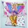Детский комплект постельного белья ранфорс «Barbie Dream» TAC