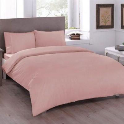 Комплект постельного белья ранфорс «Basic Somon» TAC