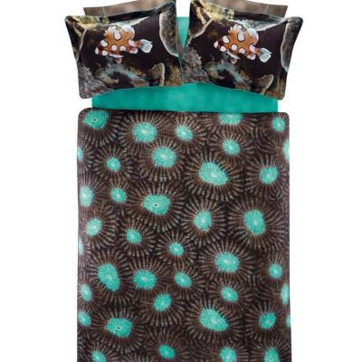Комплект постельного белья сатин «Aqua» TAC