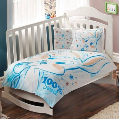 Детский комплект постельного белья ранфорс «Bugs Bunny Sweet Baby» TAC