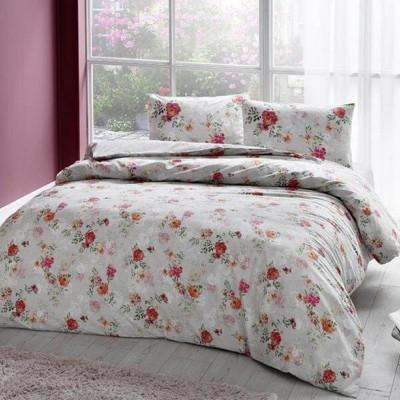 Комплект постельного белья ранфорс «Carmela Creme» TAC