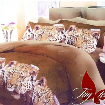 Комплект постельного белья поликоттон «HL8090» TAG