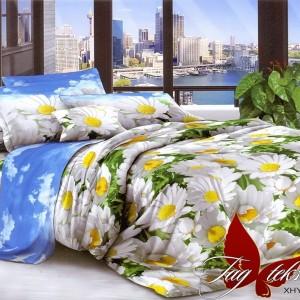 Комплект постельного белья поликоттон «XHY061» TAG