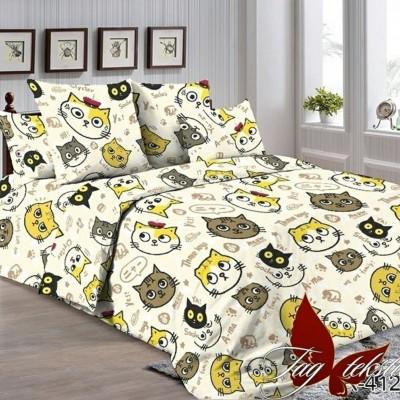 Комплект постельного белья ранфорс « R4121» TAG