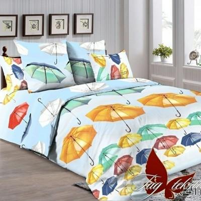 Комплект постельного белья ранфорс «R4114» TAG