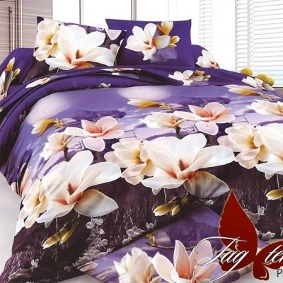 Комплект постельного белья полисатин «PS-NZ1946» TAG