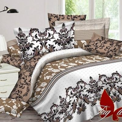 Комплект постельного белья ранфорс «R72715» TAG