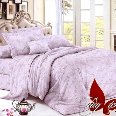 Комплект постельного белья сатин люкс «S-132» семейный | TAG