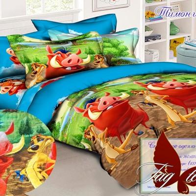 Стеганное покрывало-одеяло «Тимон и Пумба» TAG