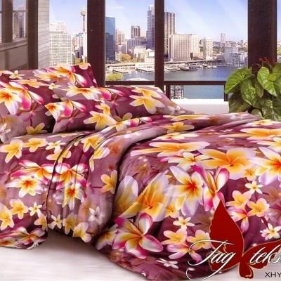 Комплект постельного белья поликоттон «XHY178» TAG