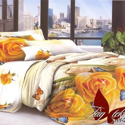 Комплект постельного белья поликоттон «XHY2118» TAG