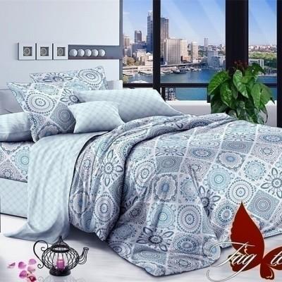 Комплект постельного белья поплин «1707» TAG