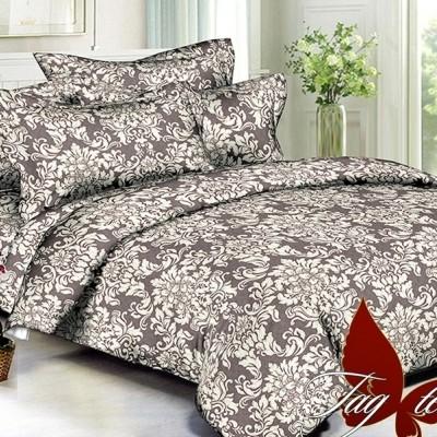 Комплект постельного белья полисатин «PS-BL170» полуторный | TAG