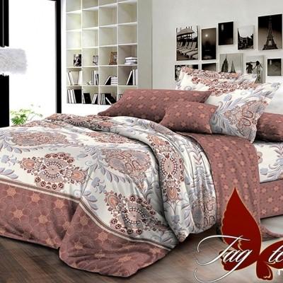 Комплект постельного белья ранфорс «R1249» TAG