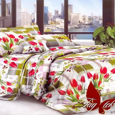 Комплект постельного белья поликоттон «XHY51503» TAG