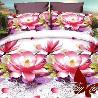 Комплект постельного белья полисатин «PS-NZ1937» TAG