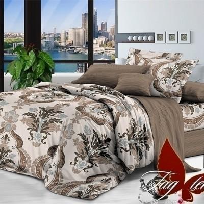 Комплект постельного белья поплин «1708» TAG
