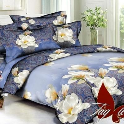 Комплект постельного белья полисатин «PS-BL3165» TAG