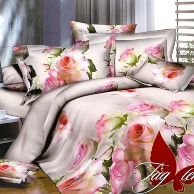 Комплект постельного белья полисатин «PS-NZ2027» TAG