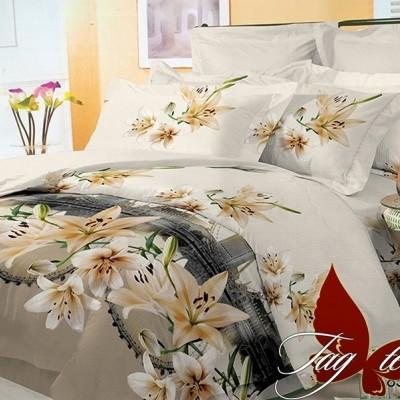 Комплект постельного белья поликоттон «BR5769» TAG