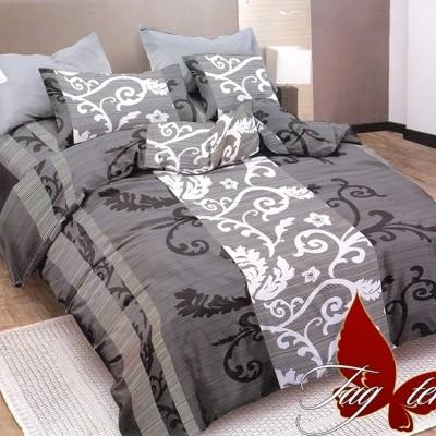 Комплект постельного белья полисатин «PS-NZ2179» TAG