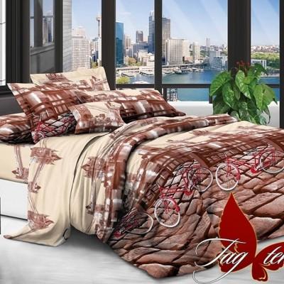 Комплект постельного белья ранфорс «R1001» TAG