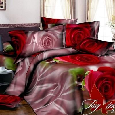Комплект постельного белья ранфорс «R2038» TAG