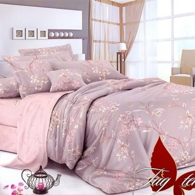 Комплект постельного белья сатин люкс «S-135» TAG