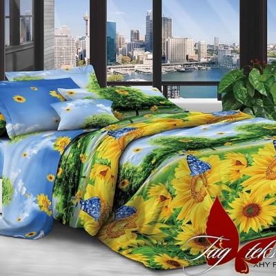 Комплект постельного белья поликоттон «XHY1944» TAG