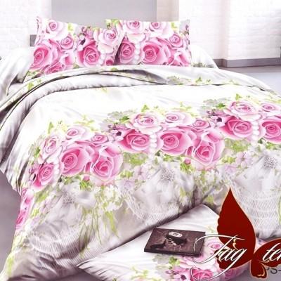 Комплект постельного белья полисатин «PS-NZ1939» TAG