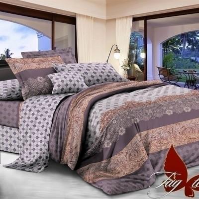 Комплект постельного белья поплин «1710» TAG