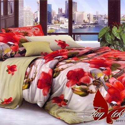 Комплект постельного белья поликоттон «XHY2167» TAG