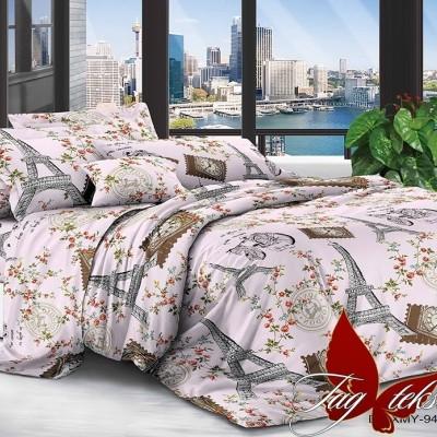 Комплект постельного белья поликоттон «XHY948» TAG