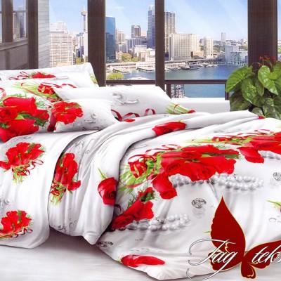Комплект постельного белья поликоттон «XHY15162» TAG