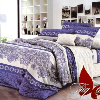 Комплект постельного белья ранфорс «R1858» TAG