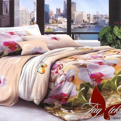 Комплект постельного белья поликоттон «XHY2130» семейный | TAG