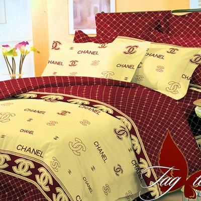 Комплект постельного белья ранфорс « R7135» TAG