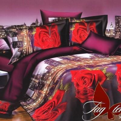 Комплект постельного белья ранфорс «R901» TAG