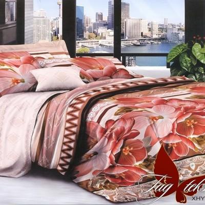 Комплект постельного белья поликоттон «XHY2132» TAG