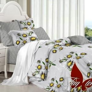 Комплект постельного белья поплин «PL5804» TAG